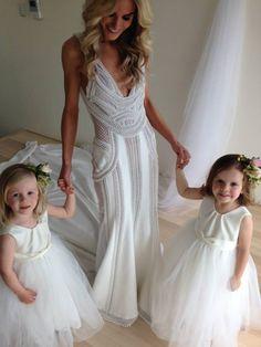 flower filled black tie wedding0004 - Image 329287 - Polka Dot Bride