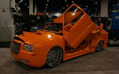 Chrysler 300 truck