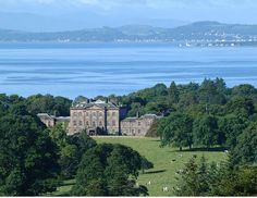 Ardgowan House, Scotland- I love Scotland! Definitely want to see this next I'm there!