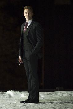 Hiddleston as Jonathan Pine | The Night Manager