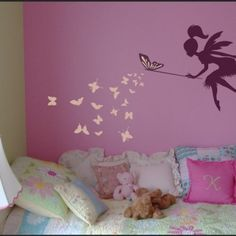 Butterfly Wall Decal Vinyl Decal Car Decal NS Butterfly - Vinyl wall decals butterflies