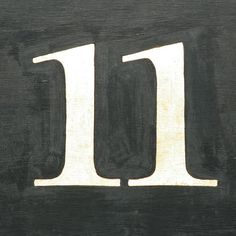 Letters too! 11 11 Make A Wish, The Number 11, Number Fonts, New Tattoo Designs, Pride Rock, Indigo Children, Fashion Painting, Instagram Highlight Icons, Typography Letters