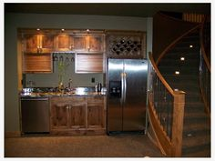 basement walk up bar basement wet bar ideas pinterest rh pinterest com basement wet bar layout ideas basement wet bar cabinets ideas