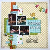 A Project by krissyclarkmckee from our Scrapbooking Gallery originally submitted 05/29/12 at 06:43 AM