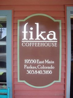 Local Business Spotlight: Fika Coffee House