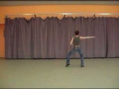 """Learn how to dance Michael Jackson's """"Thriller!"""" Great for a halloween party. ;)"""