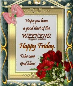 Good Morning sister and all,have a fabulous Friday and a wonderful weekend. God bless xxx take care and keep safe,❤❤❤🍁🍃🍂 Friday Morning Quotes, Afternoon Quotes, Morning Greetings Quotes, Its Friday Quotes, Good Afternoon, Good Morning Quotes, Good Morning Good Night, Good Morning Wishes, Day Wishes