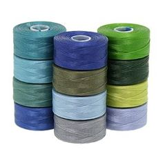 How to Choose the Right Type of Beading Thread For Your Project! | FusionBeads.com Blog
