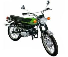 1970 Suzuki T125 II Stinger