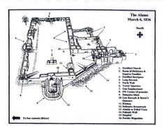 Fortress Alamo – The Alamo – Medium