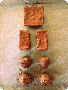 WW Brownie Truffles