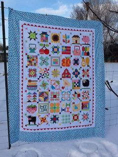 vintage quilt blocks into new tops - Google Search