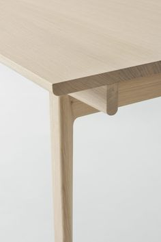Maisa is a minimal table created by Switzerland-based designer Carlo Clopath.