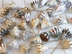 A collaborative project - Art Proteas - Created with the works by the artist Lesley Magwood Fraser for her art exhibition.