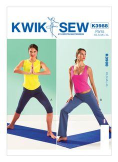 K3988 | Kwik Sew Patterns