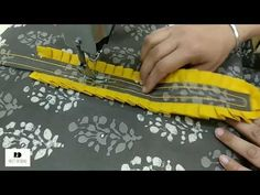 In this Video, I am going to make Beautiful and Stylish Neck Design with Frill. You can make this Neck Design for your Kurti/Kameez at home. Chudidhar Neck Designs, Neck Designs For Suits, Tunic Designs, Blouse Back Neck Designs, Neckline Designs, Sleeve Designs, Salwar Suit Neck Designs, Churidar Designs, Kurta Neck Design