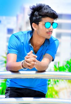 pose by sumit chahar