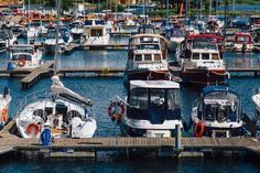 #boats #dock #harbor #harbour #ocean #port #water #yachts