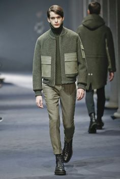 Neil Barrett Men's RTW Fall 2015