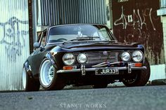 Alfa Romeo 2000 GTV Turbo Sr20