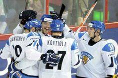 Team Finland Preparing For 2014 Ice Hockey World Championship