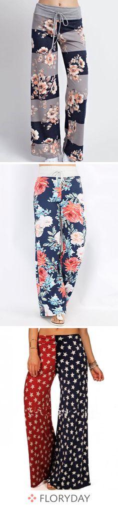 Loose Cotton Trousers Pants & Leggings, long pants, loose cotton pants, house pants, comfortable pants.