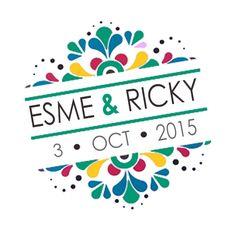 Esme & Ricky 3.Octubre.2015 Mexican Bach Wedding