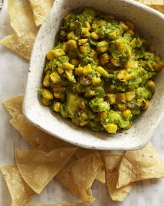 Love guacamole? Gaby Dalkin from What's Gaby Cooking tells how to make this delicious Charred Corn Guacamole on Delish Dish. | BHG.com