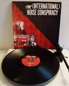 #octobervinylchallenge day 25: Overpaid.  This was not crazy expensive. But a couple of weeks after buying this I bumped into another copy that costed only half of what I had paid. Still a good purchase though cos I have not seen many of these bad boys out there. #theinternationalnoiseconspiracy #armedlove #vinyl #vinyljunkie #vinylcollection by same_old_tuunis