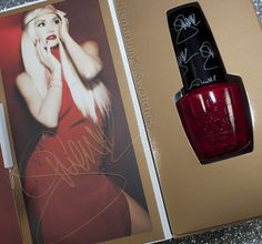 Opi Over & Over A Gwen (1) by Samarium's Swatches, via Flickr
