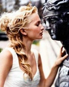 Goddess Hairstyles Greek Goddess Makeup And Hair  This Hair Style Reminds Me Of A