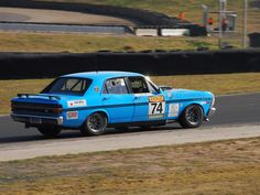 Wayne Mercer - XY GT Ford Falcon - Touring Car Masters - 1/9/13