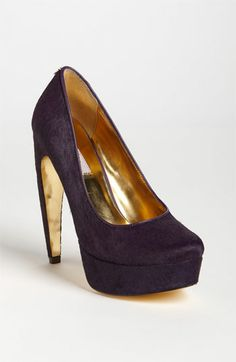 Ted Baker London Sawp Platform Pump available at Nordstrom Shoes Boots Ankle, Ugg Boots, Women's Shoes, Ted Baker Shoes, Purple Pumps, Expensive Shoes, Material Girls, Platform Pumps, Peep Toe