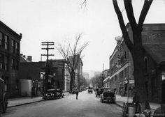 Drummond coin Dorchester . - 1928 - Archives de Montréal