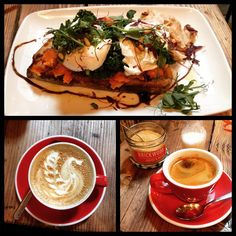 Posted on Cityloque BRICKWOOD COFFEE 2nd cafe from Brickwood coffee & Bread in Balham...