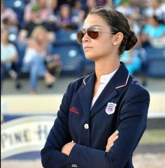 Reed Kessler, such great equestrian style! goal in life: become good enough to warrant wearing Alessando Albanese riding apparel.