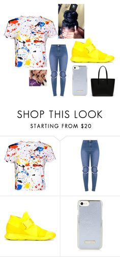 """Untitled #52"" by fashionnmia on Polyvore featuring Alice + Olivia, Christopher Kane and Lacoste"