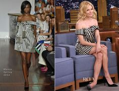 Sienna Miller In Monse - The Tonight Show Starring Jimmy Fallon