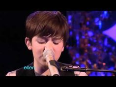 """""""Waiting Outside the Lines"""" - Greyson Chance (World Premiere)"""