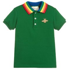 c7ab7d85aae The latest news about kids fashion. Pique Polo Shirt ...