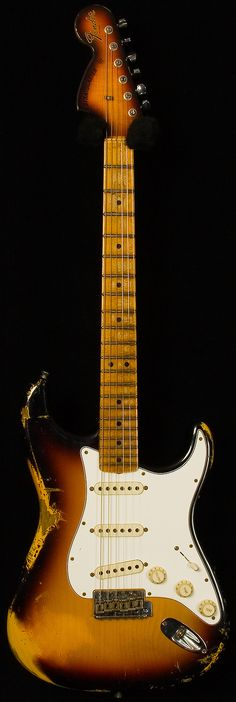 '69 Stratocaster Heavy Relic | Custom Shop Stratocaster | Fender Custom Shop | Electrics | Wildwood Guitars