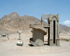 Abandoned hotels in the Egyptian desert may as well be on another planet…