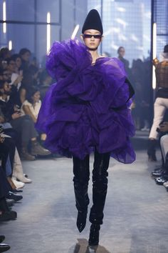 Alexandre Vauthier Spring/Summer 2018 Couture | British Vogue