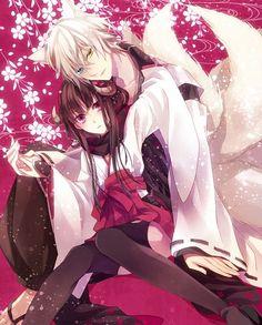 Ririchiyo & Soushi   Inu x Boku SS #anime