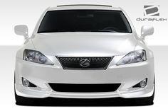2006-2008 Lexus IS Series IS250 IS350 Duraflex W-1 Front Lip Under Spoiler Air Dam - 1 Piece