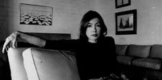 The great American writer behind Slouching Toward Bethlehem and The White Album will have her life chronicled on Netflix this October Joan Didion Quotes, William Faulkner, Famous Women, Memoirs, The Magicians, Role Models, Style Icons, New Books, Documentaries