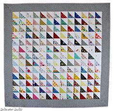 Saltwater Quilts: I Spy Quilt Revisited