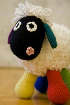 Amigurumi Sheep!