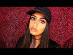 Instagram Baddie Inspired FULL FACE talk-through makeup tutorial GRWM. - YouTube