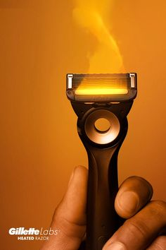 Have a hot towel shave experience with our Gillette Labs heated razor. Take the Straight razor shave feeling home with this innovative shave technology. Straight Razor Shaving, Shaving Razor, Gadgets And Gizmos, Cool Gadgets, Best Shave, Cool Inventions, Useful Life Hacks, Hair And Beard Styles, Cool Tools